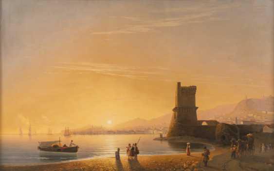 AÏVAZOVSKY IVAN CONSTANTINOVITCH (1817-1900), ATTRIBUÉ À. - photo 1