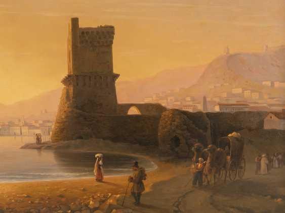 AÏVAZOVSKY IVAN CONSTANTINOVITCH (1817-1900), ATTRIBUÉ À. - photo 2