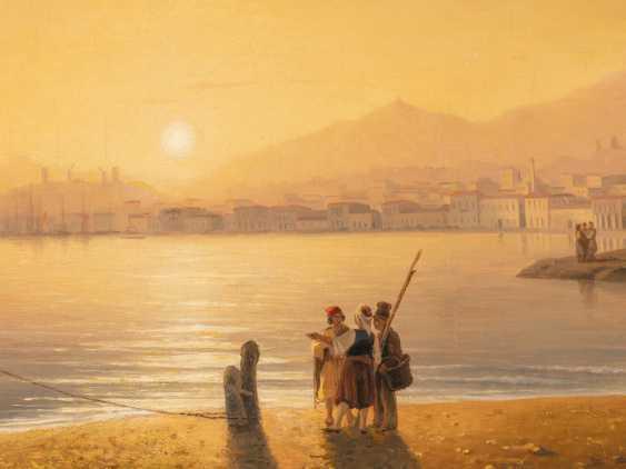 AÏVAZOVSKY IVAN CONSTANTINOVITCH (1817-1900), ATTRIBUÉ À. - photo 3