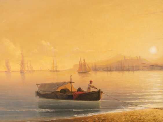 AÏVAZOVSKY IVAN CONSTANTINOVITCH (1817-1900), ATTRIBUÉ À. - photo 4