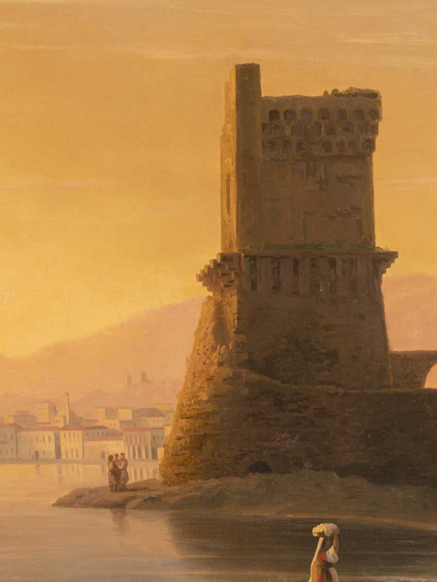 AÏVAZOVSKY IVAN CONSTANTINOVITCH (1817-1900), ATTRIBUÉ À. - photo 5