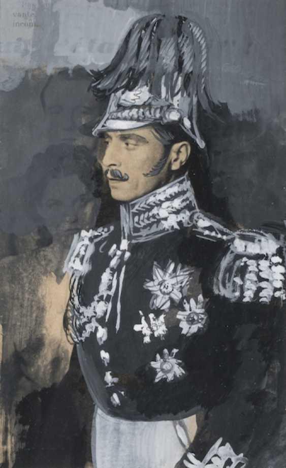 ANNENKOV YOURI (1889-1974) - photo 1