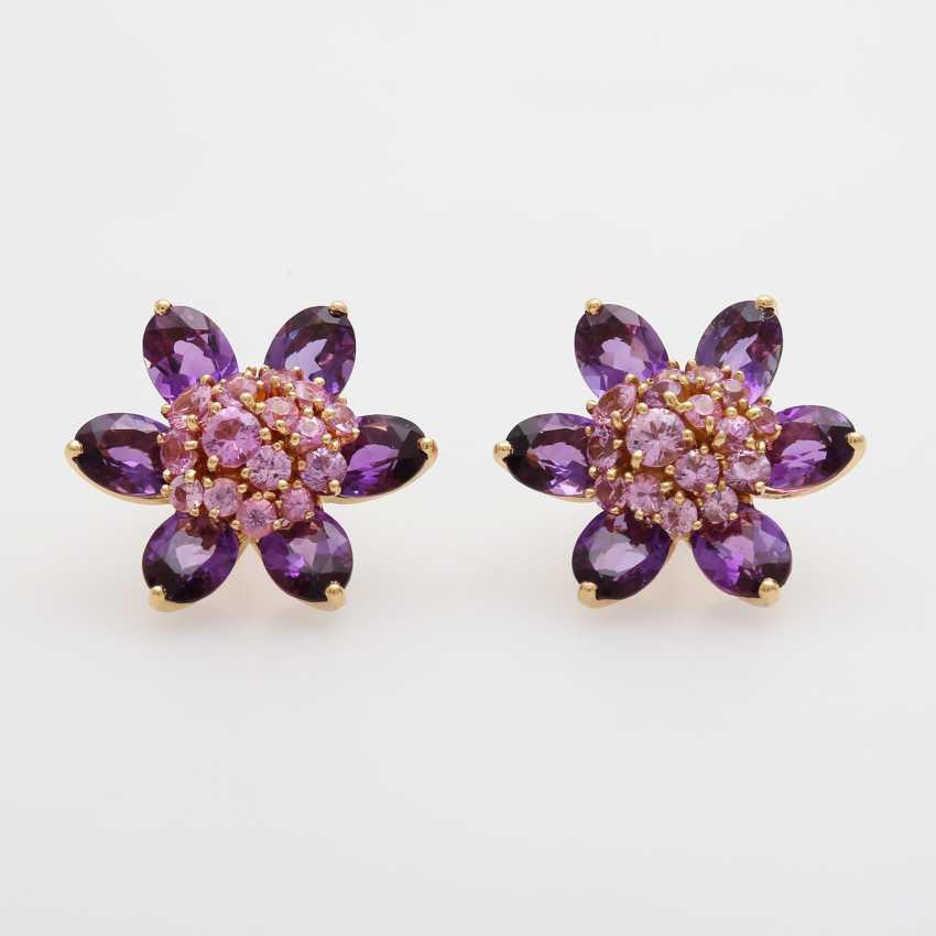 """VAN CLEEF & ARPELS earrings """"Hawaii"""" - photo 1"""