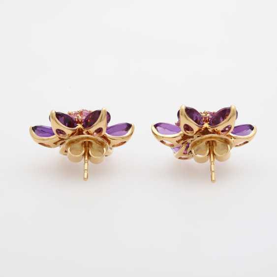 """VAN CLEEF & ARPELS earrings """"Hawaii"""" - photo 3"""