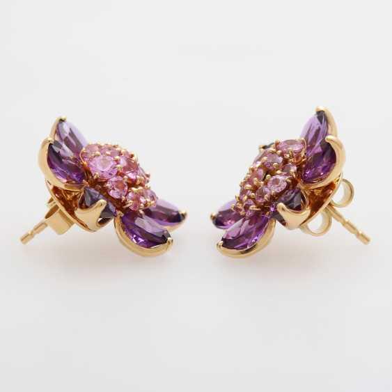 """VAN CLEEF & ARPELS earrings """"Hawaii"""" - photo 2"""