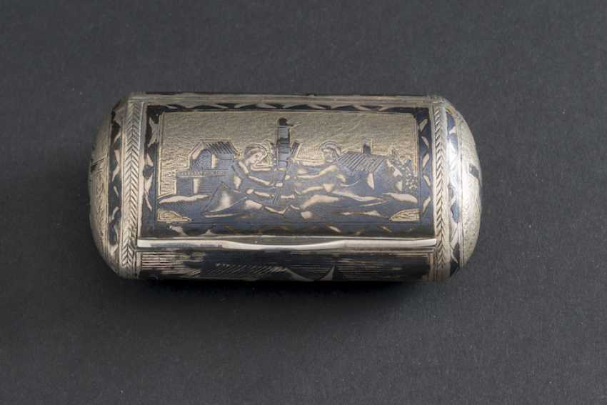 IMPORTANT PILL BOX IN LID - photo 1