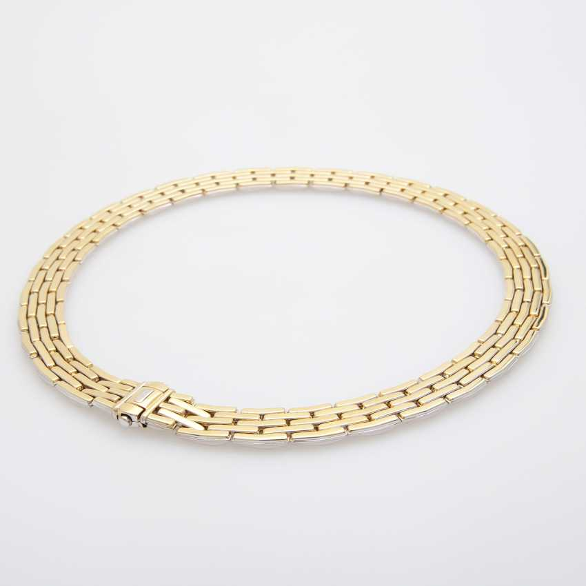 "CHIMENTO Collier ""Double Classic"" - photo 2"