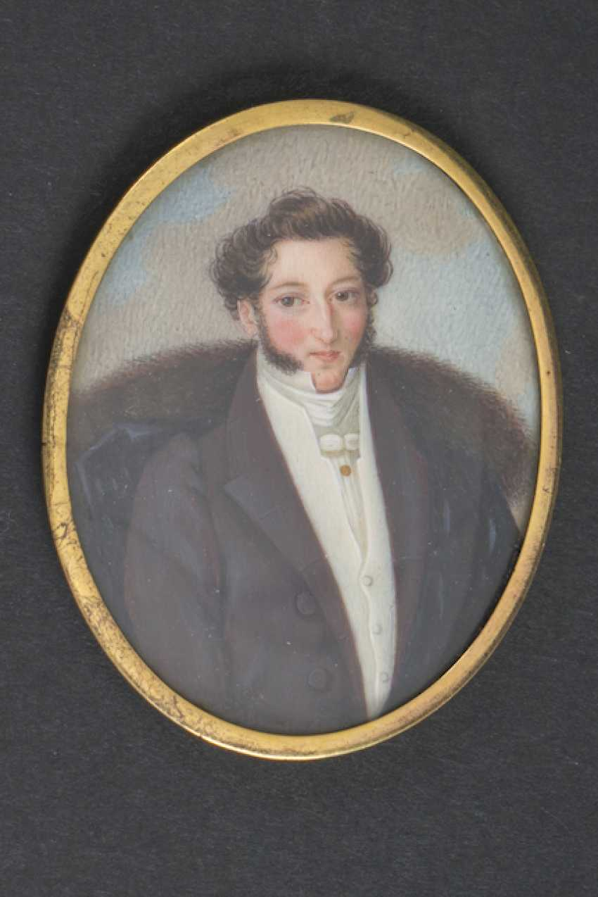 MINIATURE, RUSSIE, VERS 1824 - photo 1