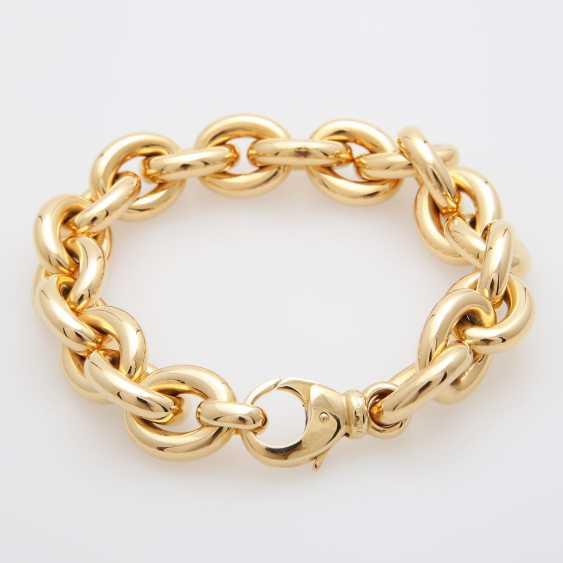 ISABELLE FA classic link bracelet - photo 2