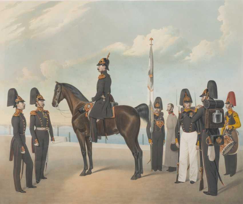 JEBENS ADOLPH IVANOVITCH (1819-1888), - photo 1