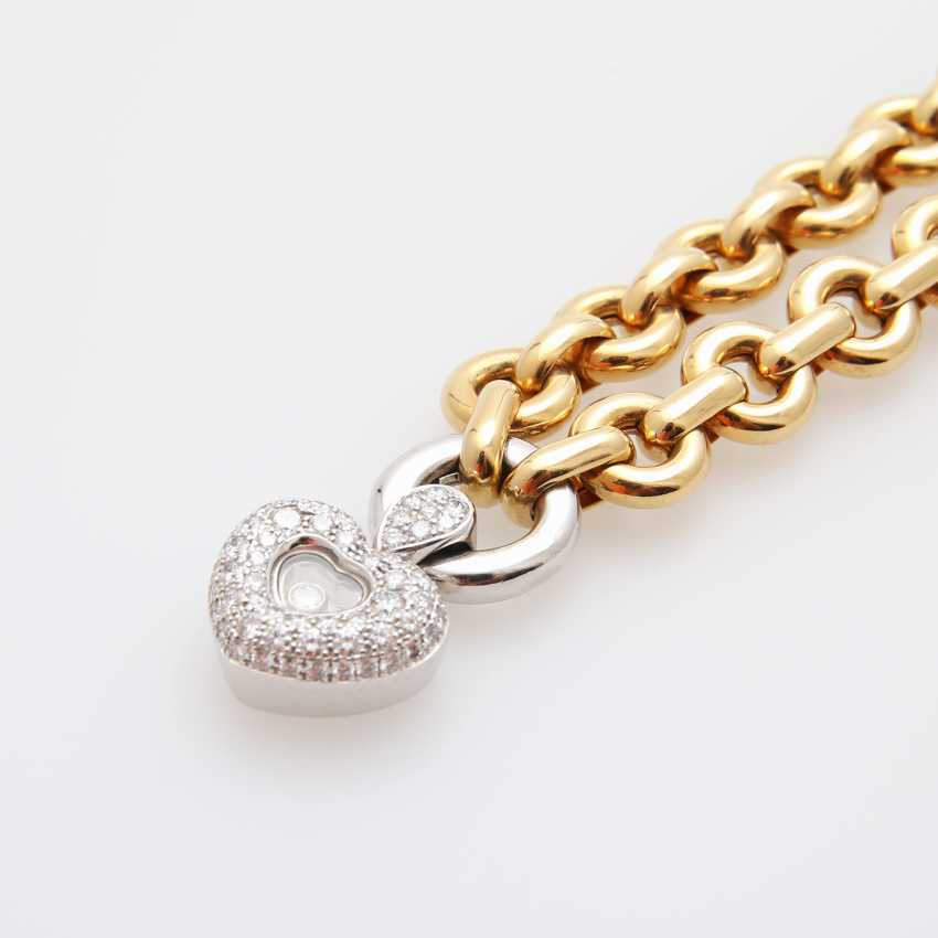 "CHOPARD Collier ""Happy Diamonds"" - photo 6"