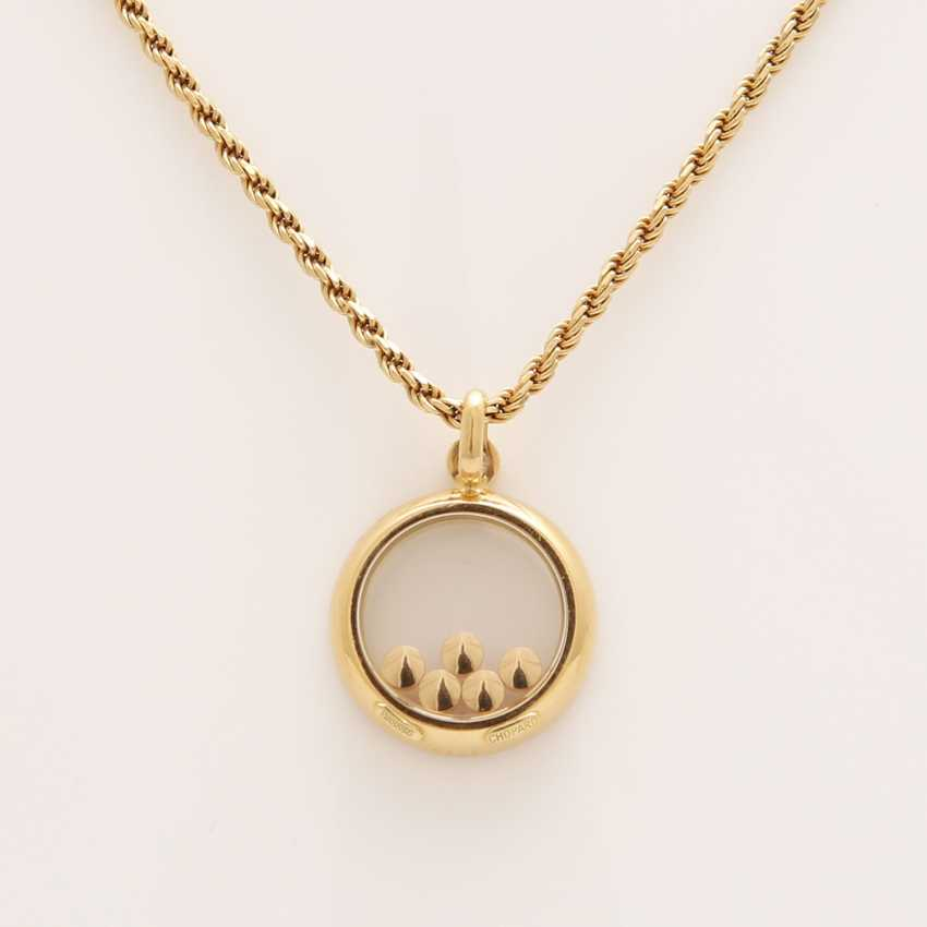 "CHOPARD pendant ""Happy Diamonds"" - photo 2"