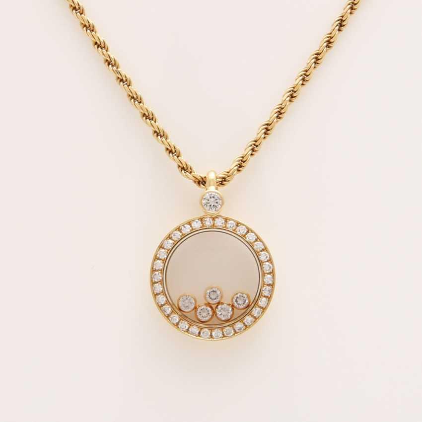 "CHOPARD Pendentif Happy Diamonds"" - photo 3"