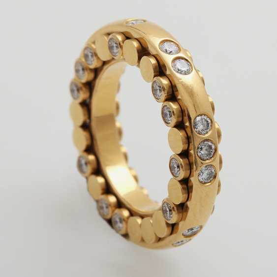 "BUCHERER ladies ring ""Dizzler"" - photo 3"