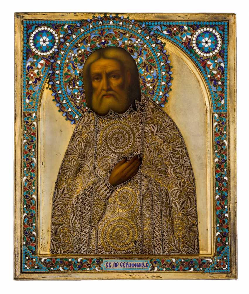 Hl. Seraphim of Sarov