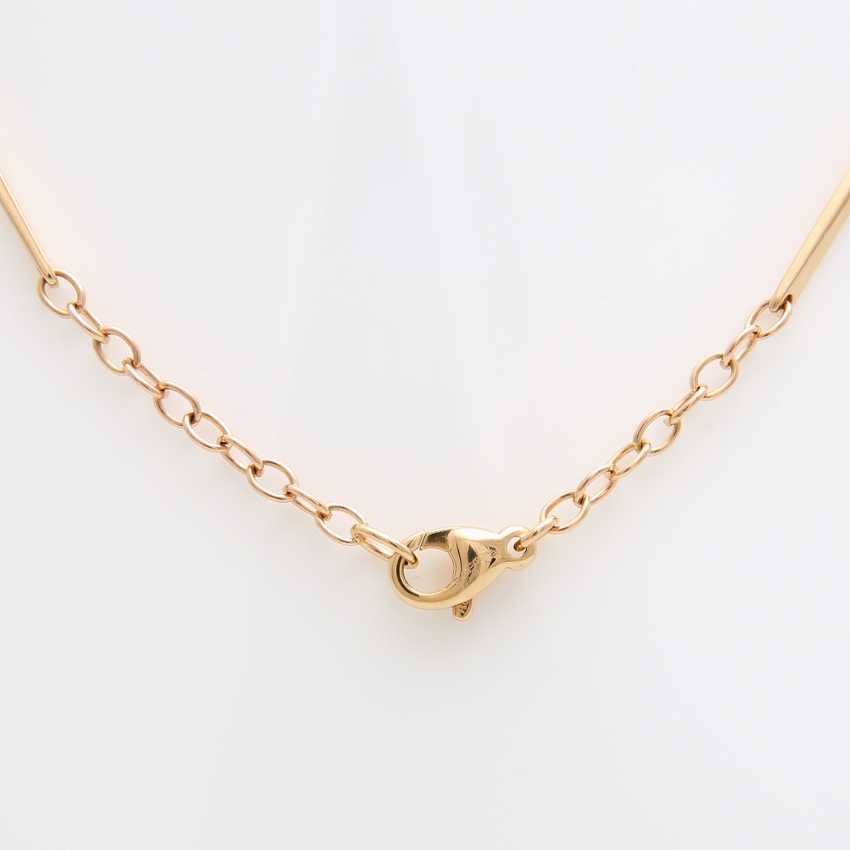 """WEMPE BY KIM necklace with a pendant """"Helioro"""", - photo 3"""