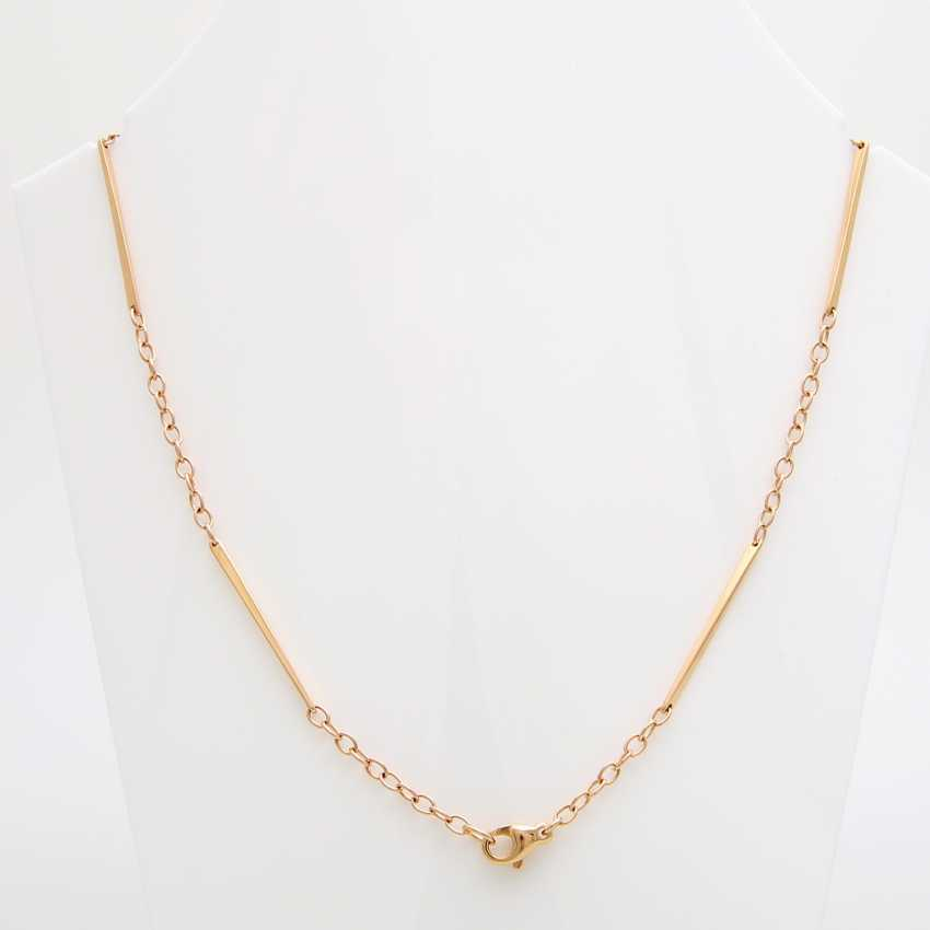 """WEMPE BY KIM necklace with a pendant """"Helioro"""", - photo 2"""