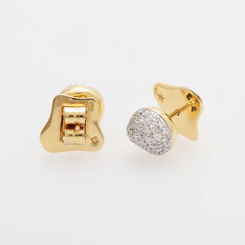 """H. STERN earrings """"Costanza Pascolato"""" - photo 2"""