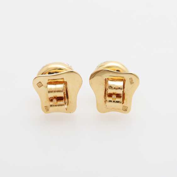 """H. STERN earrings """"Costanza Pascolato"""" - photo 4"""