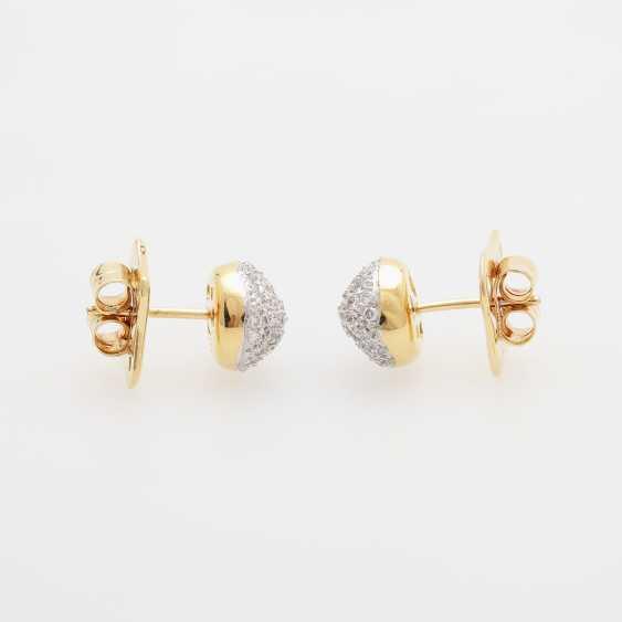 """H. STERN earrings """"Costanza Pascolato"""" - photo 3"""