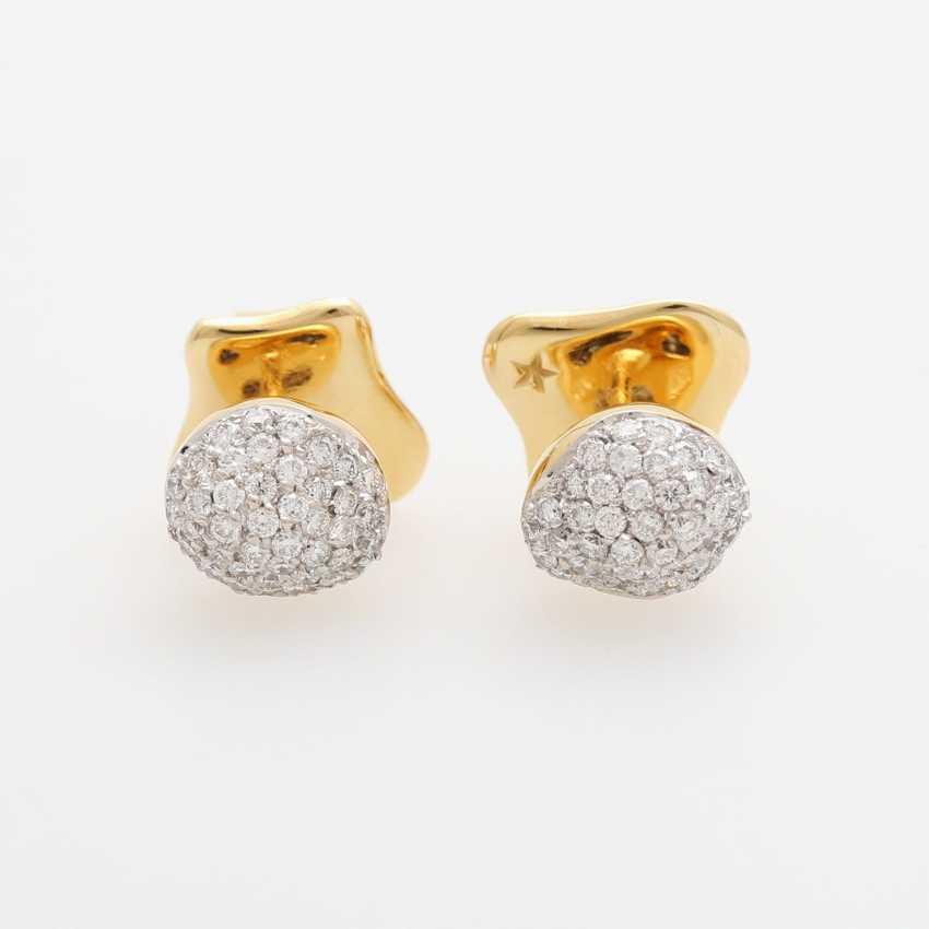 """H. STERN earrings """"Costanza Pascolato"""" - photo 1"""