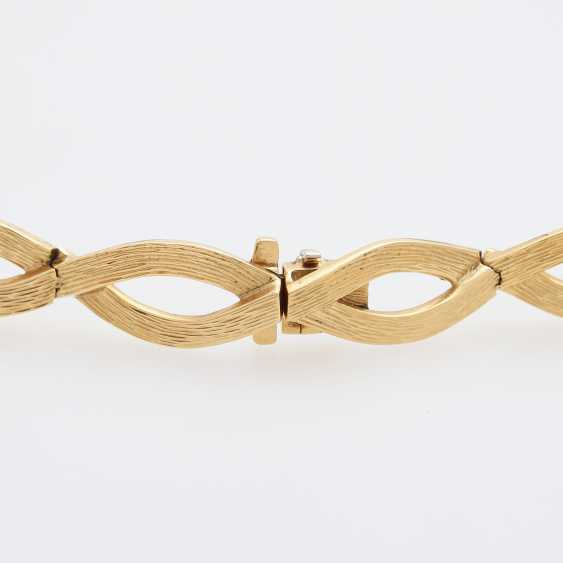 Necklace in braided Design - photo 4