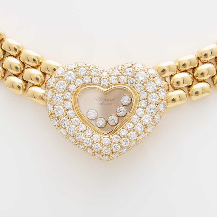 "CHOPARD Collier ""Happy Diamonds"" - photo 2"