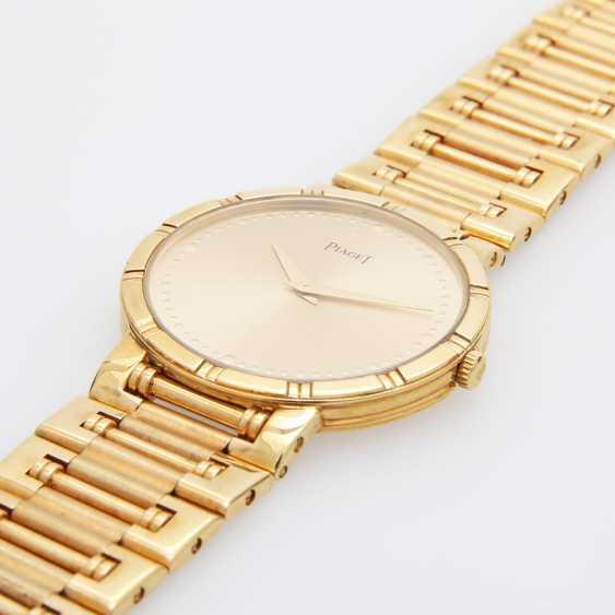 "PIAGET ladies watch ""Dancer"", in yellow gold 18K. - photo 4"