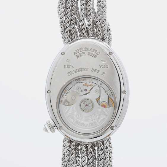 "BREGUET ladies watch ""Reine de Naples"" in white gold 18K with Diam.-Trim. - photo 5"