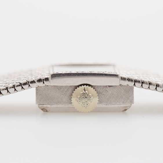 PATEK PHILIPPE women's watch Vintage, 1960/70s, white gold 18K. Ref.: 3319/1. - photo 4