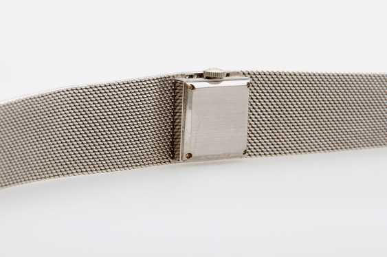 PATEK PHILIPPE women's watch Vintage, 1960/70s, white gold 18K. Ref.: 3319/1. - photo 5