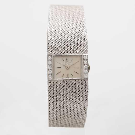 PATEK PHILIPPE women's watch Vintage, 1960/70s, white gold 18K. Ref.: 3319/1. - photo 2