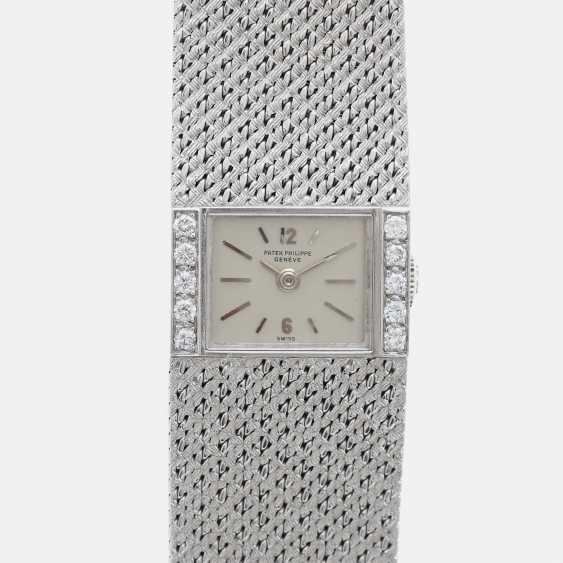 PATEK PHILIPPE women's watch Vintage, 1960/70s, white gold 18K. Ref.: 3319/1. - photo 1