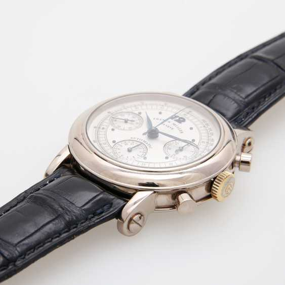 FRANCK MULLER men's watch, Chronograph, in 18K white gold. Ref.No.: 7000 CC. - photo 3