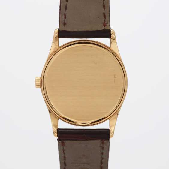 "PATEK PHILIPPE wristwatch ""Calatrava"" in yellow gold 18K. Ref. 3796. - photo 6"