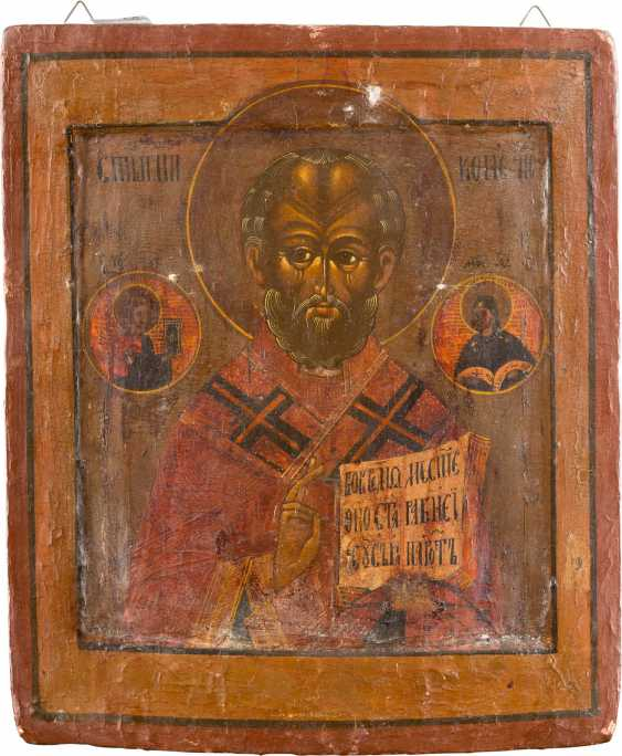 GROUP OF FOUR ICONS - photo 4