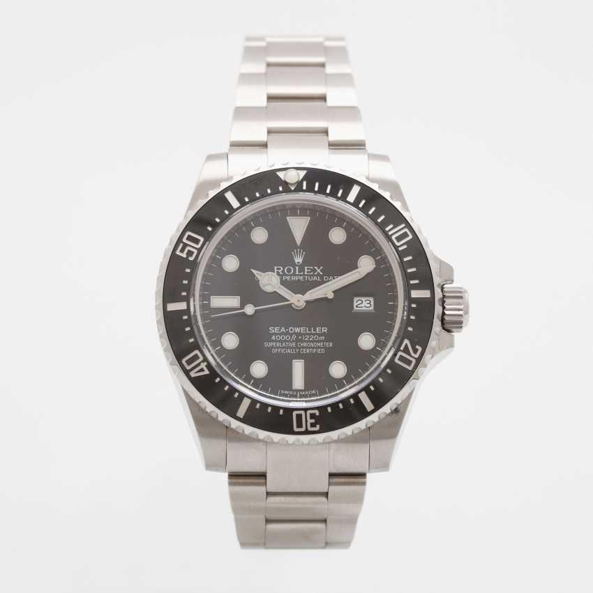 """ROLEX men's watch """"Sea-Dweller"""", stainless steel. Ref.: 116600. - photo 2"""