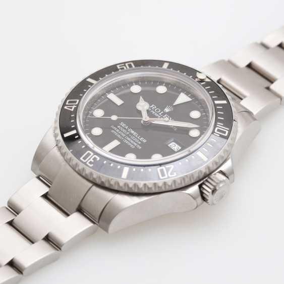 """ROLEX men's watch """"Sea-Dweller"""", stainless steel. Ref.: 116600. - photo 3"""