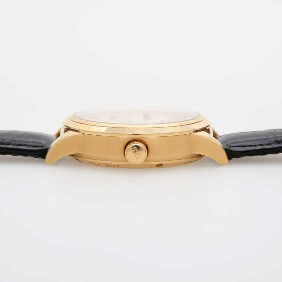 "GLASHÜTTE ORIGINAL men's watch ""panomatic date"" in yellow gold 18K. - photo 3"