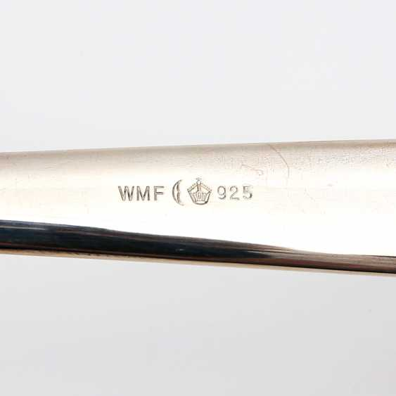 WMF dining Cutlery for 12 people 'Stockholm', 925 silver. - photo 7