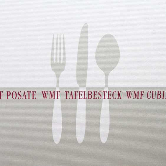 WMF dining Cutlery for 12 people 'Stockholm', 925 silver. - photo 8