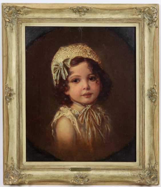 Girl Head - Recknagel, Theodor - photo 1