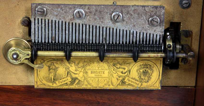 Board game device for the insertion of coins to 1880 - photo 6