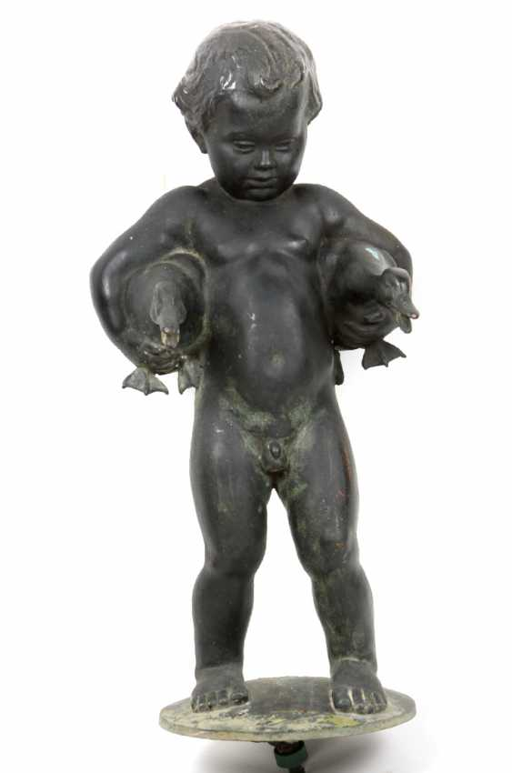 large fountain sculpture R. D. Fabricius - photo 1