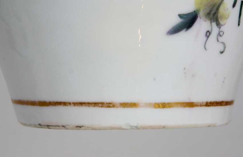 rare AR cover vase Meissen to 1735/40 - photo 6