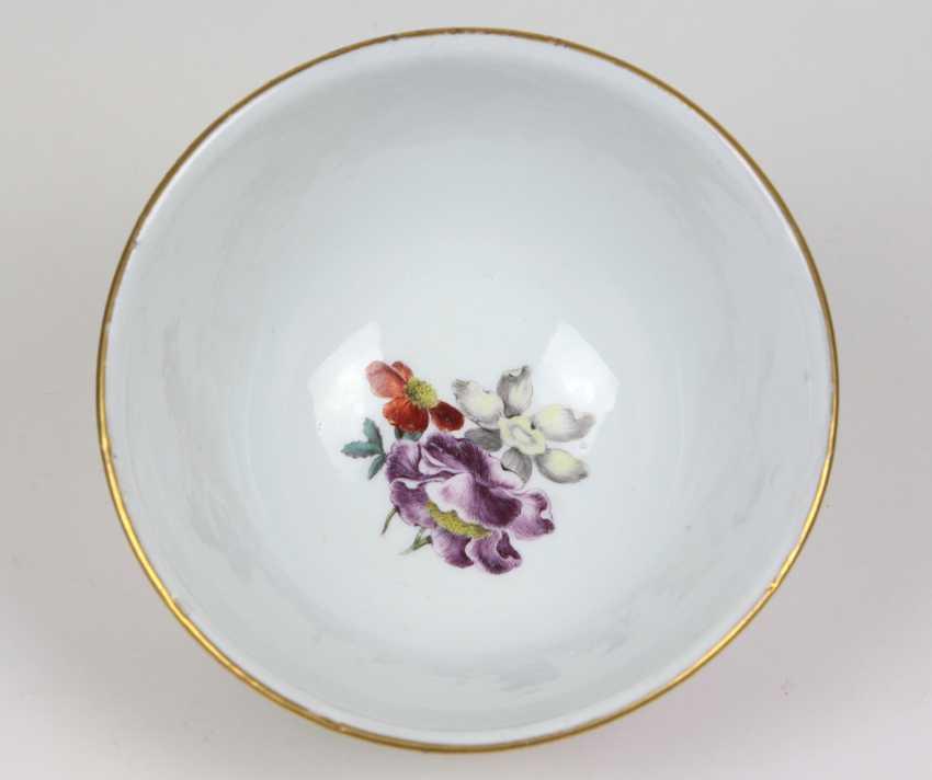 Meissen sumptuous dish to 1740 - photo 4