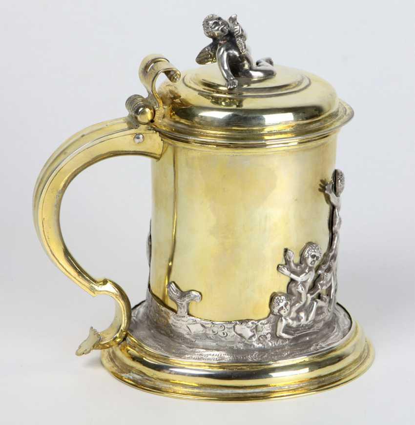 Silver tankards of Saxony around 1700 - photo 2