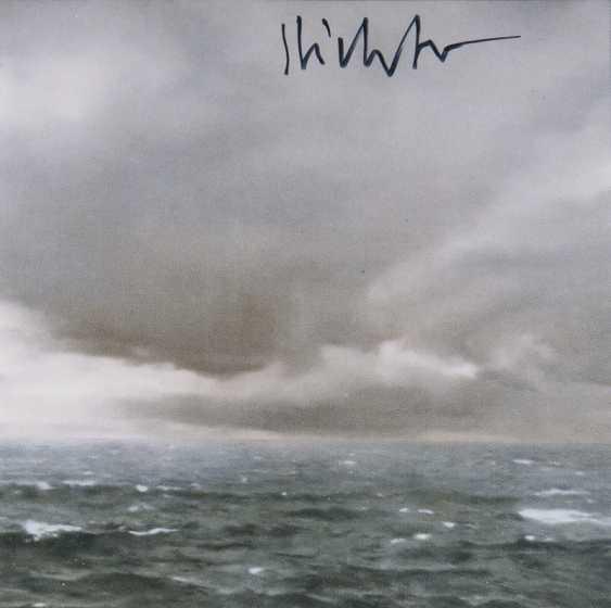 Seascape, cloudy. Gerhard Richter - photo 1