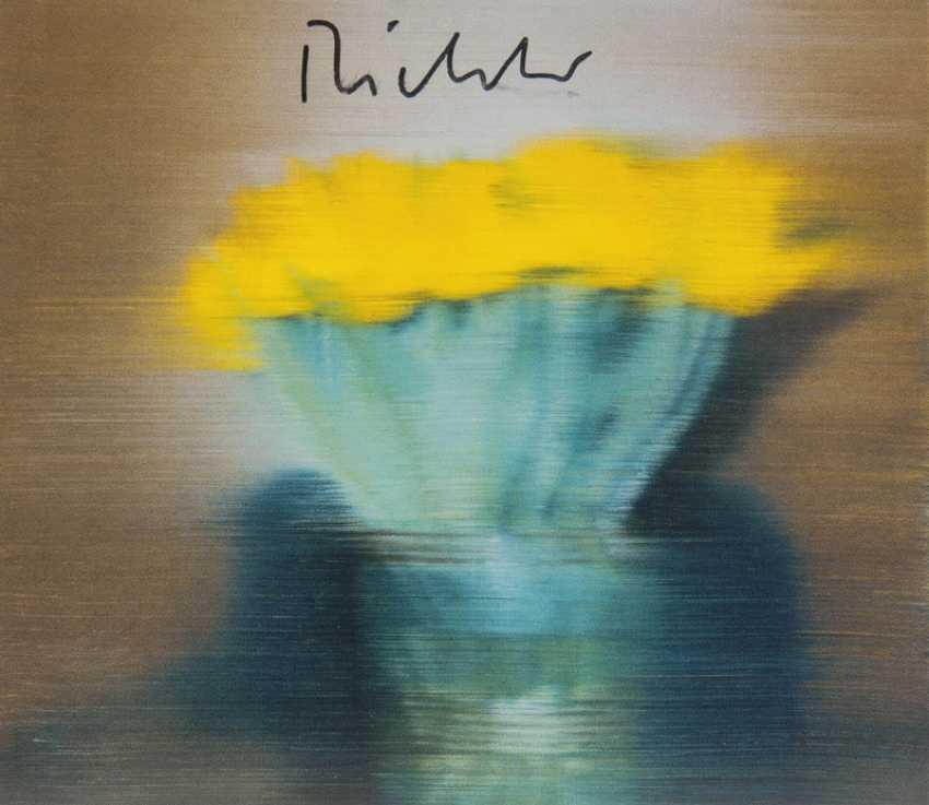 Tulips. Gerhard Richter - photo 1
