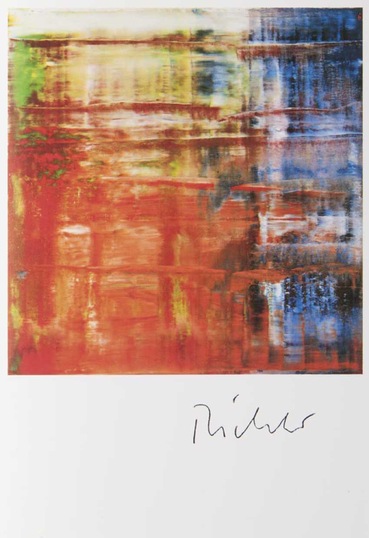 Bach (1). Gerhard Richter - photo 1